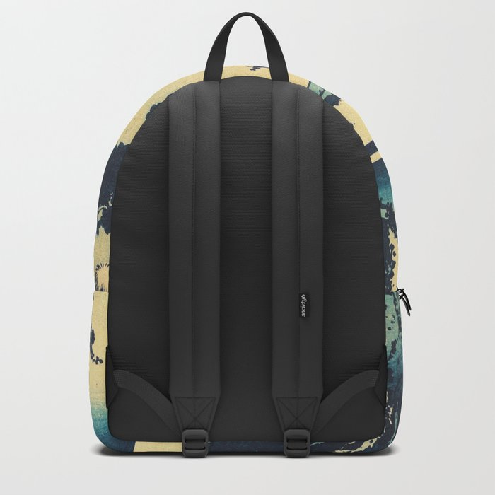 Looking Left at Hine Backpack