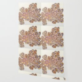 Spotted Geodes Wallpaper