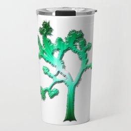 Joshua Tree Verdant by CREYES Travel Mug