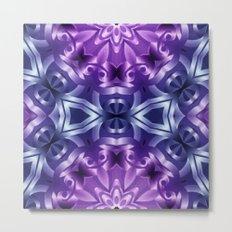 kaleidoscope Flower G98 Metal Print