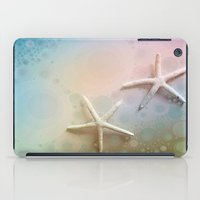 starfish iPad Cases featuring Starfish by ALLY COXON