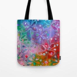 Dream Garden Tote Bag