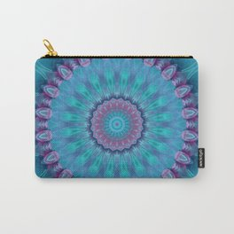 Mandala turquoise no. 2 Carry-All Pouch