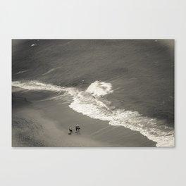 Atlantique Canvas Print