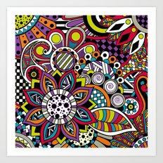 Sasha. Art Print