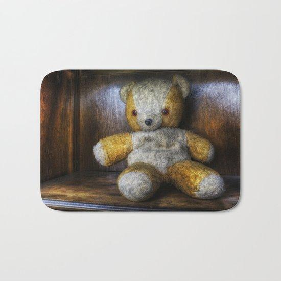 Old Bear Bath Mat