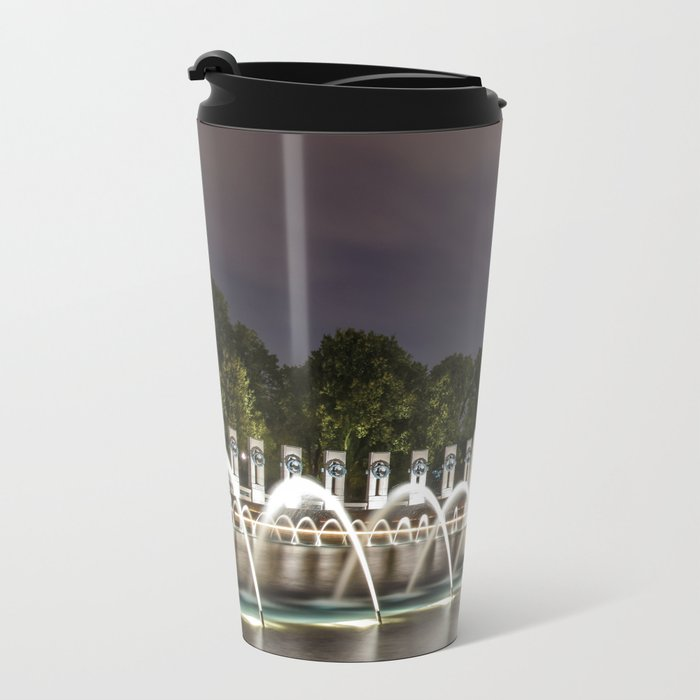 Glory of the Atlantic Metal Travel Mug