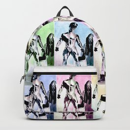 Toi DUDE HD by JC LOGAN 4 Simply Blessed Backpack