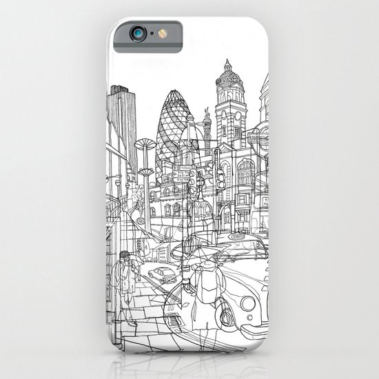 London! iPhone & iPod Case