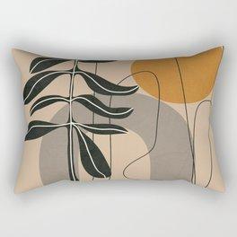 Abstract Shapes 04 Rectangular Pillow