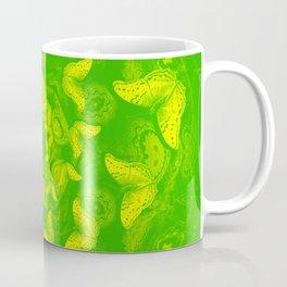 A flutter vortex of butterflies Coffee Mug