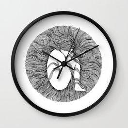 THE DREAMER Wall Clock