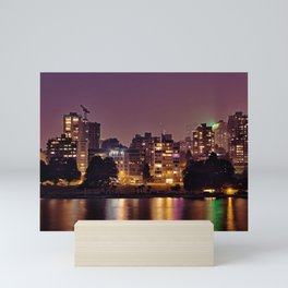 Purple Haze Mini Art Print