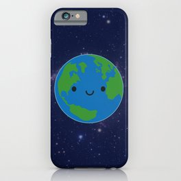 Planet Earth iPhone Case