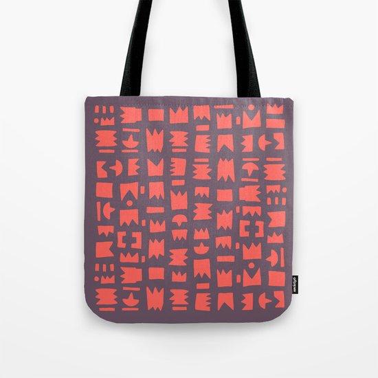 Pattern v6 Tote Bag