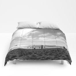 Summer's Sky Comforters