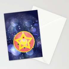 The Brooch of a Sailor Stationery Cards