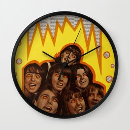 Choir Wall Clock
