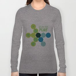 Does Holy Water Make You Pure Long Sleeve T-shirt