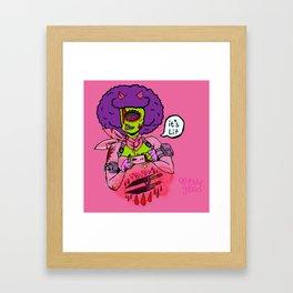 New loot Framed Art Print