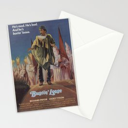 Richard Franklin Lennox Thomas Pryor - Stand-Up - Comedy - Black - Actor - Director - Hollywood n7 Stationery Cards