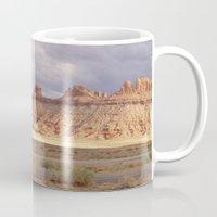 utah Mugs featuring Expanse (Utah) by Danielle Hatfield