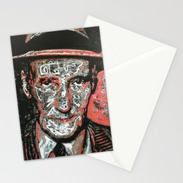William Burroughs  Stationery Cards