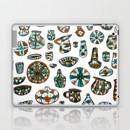 New Mexico Pottery Laptop & iPad Skin