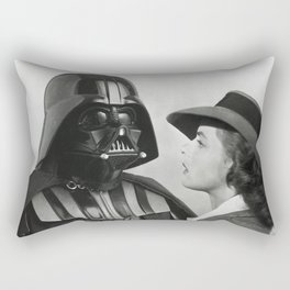 Darth Vader in Casablanca Rectangular Pillow