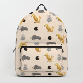 Those beasts are just fantastic. Backpack
