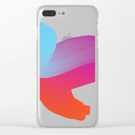 Wiggle F26A22 Clear iPhone Case