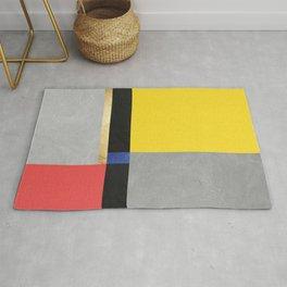 Geometric art X Rug