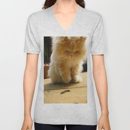 Paw of Friendship I Unisex V-Neck