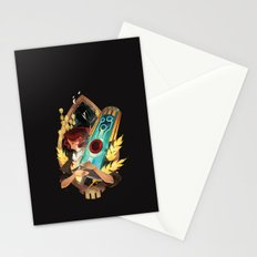 Like It's Written in the Stars - Transistor Stationery Cards