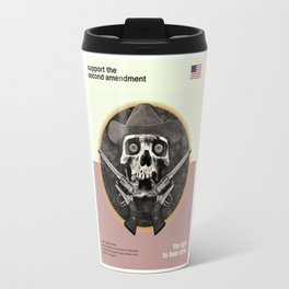 The Right To Bear Arms Travel Mug