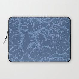 Ferning - Blue Laptop Sleeve