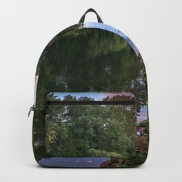 The Thames At Pangbourne Backpack