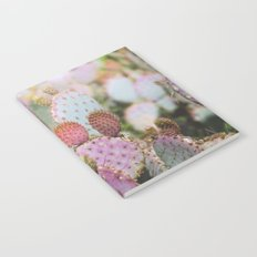 Cotton Candy Cacti Notebook