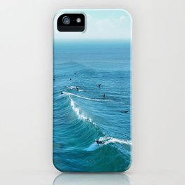 Huntington Beach iPhone Case