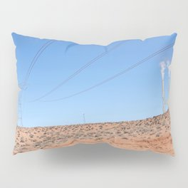 The Pinks and Blues of Antelope Canyon 01 Pillow Sham