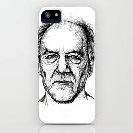 herzog iPhone Case