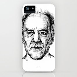 herzog iPhone Case