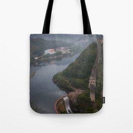 The Great Wall of China Tote Bag