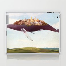 Dreams of moving on Laptop & iPad Skin