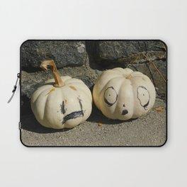 Hush Little Pumpkins Laptop Sleeve