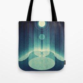 Earth - Aurora Borealis Tote Bag