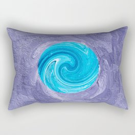 Abstract Mandala 286 Rectangular Pillow