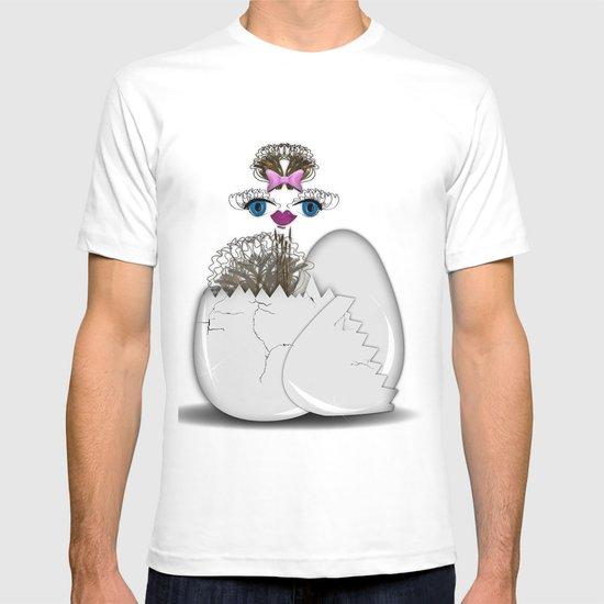 newborn ostrich T-shirt