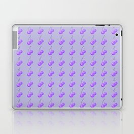 Purple Cherries Laptop & iPad Skin