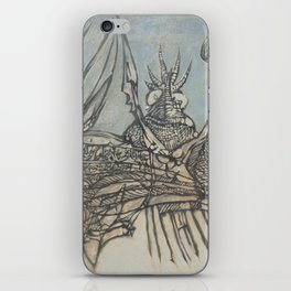 The Ice Fishers and Their Secret iPhone Skin